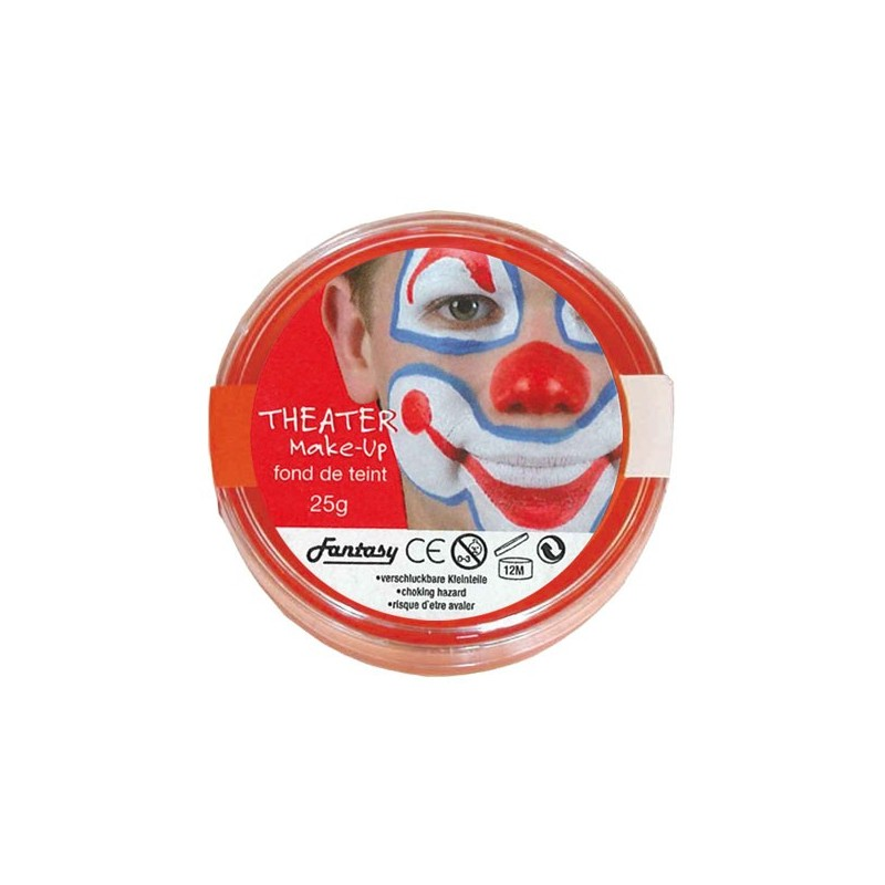Maquillage fard visage l 39 eau bleu blanc rouge - Fard a paupiere rouge pas cher ...