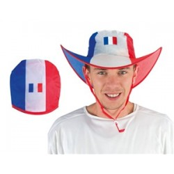 CHAPEAU COW BOY PLIABLE