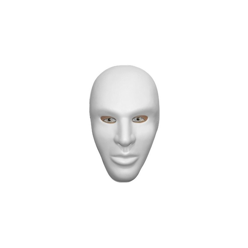 masque a peindre carnaval venitien deguisement visage entier. Black Bedroom Furniture Sets. Home Design Ideas