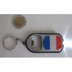 PORTE CLEF DECAPSULEUR LED