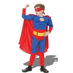 COSTUME ENFANT SUPER HEROS