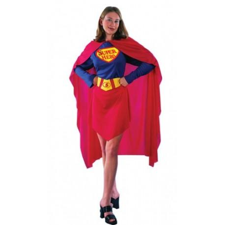 COSTUME FEMME SUPER HEROS