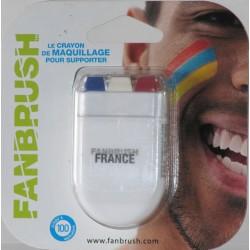 FANBRUSH TRICOLORE