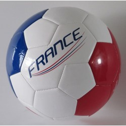 BALLON FOOT TRICOLORE