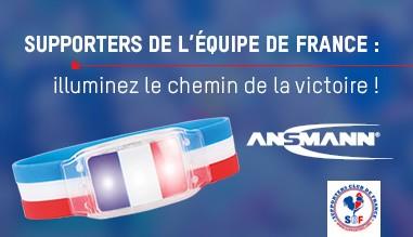 Bracelet Lumineux Ansmann