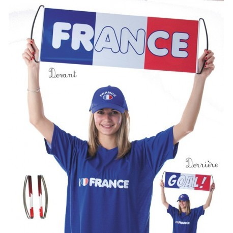 BANNIERE ROLL UP FRANCE